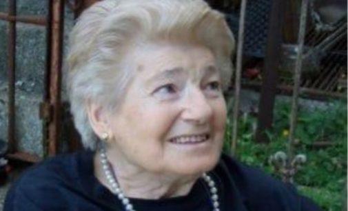 VOGHERA 07/09/2020: L'Anpi dà l'addio alla partigiana Dina Croce