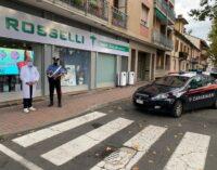 """VOGHERA 25/09/2020: Ladro svaligia la farmacia """"Rosselli"""". I Carabinieri lo arrestano in flagranza e restituiscono la refurtiva"""