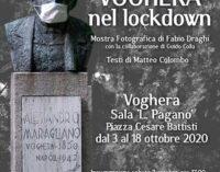 VOGHERA 29/09/2020: Sabato la mostra fotografica voluta dalla Cri per ricordare i mesi del lockdown