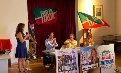 """VOGHERA 16/09/2020: Elezioni. Giusy Versace in città. La candidata Simona Virgilio. """"Su Famiglia e Disabili il nostro impegno…e anche un fondo ad hoc"""""""