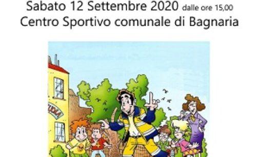 BAGNARIA 07/09/2020: Sabato bambini e ragazzi di 4 comuni si esercitano con la Protezione Civile