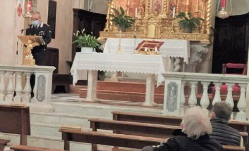 VOGHERA VARZI 24/10/2020: Truffe. Carabinieri ancora nelle chiese per mettere in guardia gli anziani