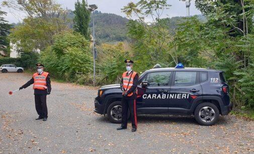 VOGHERA SALICE TERME 22/10/2020: Coronavirus. Ancora controlli dei Carabinieri sulla movida. Chiuso a Salice un esercizio ambulante