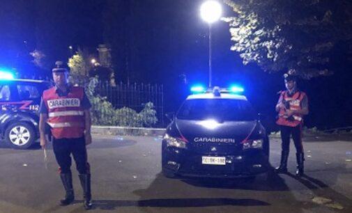 VOGHERA 02/10/2020: Lite violenta in piazza. 27enne finisce al pronto soccorso