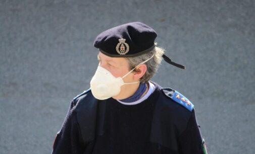VOGHERA 09/10/2020: Emma Messere riconfermata Ispettrice delle infermiere volontarie CRI di Voghera
