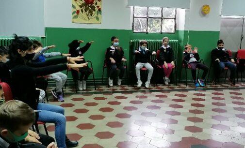"""VOGHERA 30/10/2020: Scuola. Alla Primaria De Amicis il progetto """"affettività e relazionalità"""""""