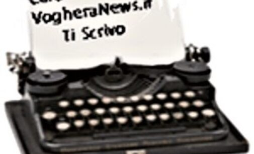 VOGHERA 09/10/2020: Lettere. In Italia eroi di serie A ed eroi di serie B