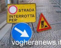 CASTELLETTO BASTIDA 22/01/2021: Strade. Fino a Maggio chiusa la SP95 fra i due comuni oltrepadni