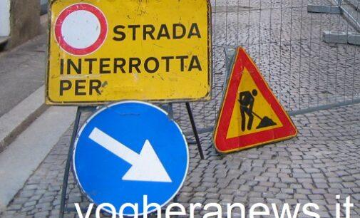 CASTEGGIO 09/10/2020: Strade. Nuova chiusura stanotte sulla A21