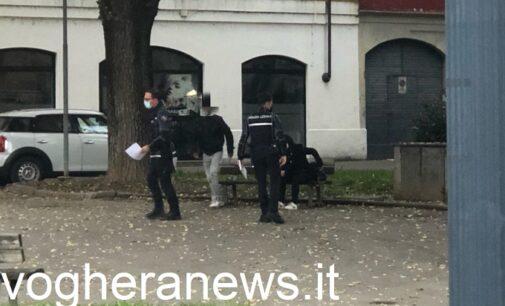 """VOGHERA 30/10/2020: Controlli della polizia locale estesi anche a piazza San Bovo. L'assessore alla Sicurezza. """"Andremo anche in stazione"""""""