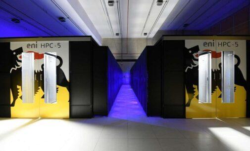 FERRERA 24/11/2020: Dal supercomputer HPC5 Eni di Ferrera una speranza nella lotta al Coronavirus