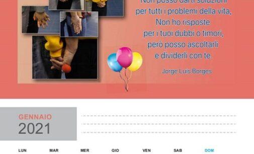 VOGHERA 13/11/2020: Pronto il nuovo calendario 2021 dei Clown di Corsia