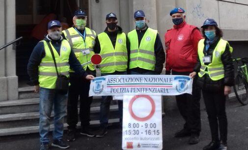 VOGHERA 01/11/2020: A scuola nell'era del Coronavirus. Volontari in campo per rendere sicuro l'Istituto S. Caterina delle Suore Agostiniane