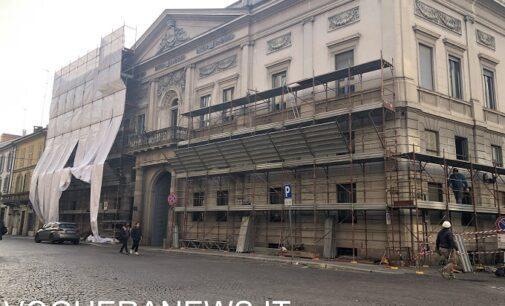 VOGHERA 30/11/2020: Intesa Sanpaolo cede la filiale di Voghera. Il sindaco scrive ai vertici dell'istituto di credito affinché blocchino l'operazione