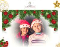 """VOGHERA 30/11/2020: Commercio e solidarietà. Con Joy for Children in città arriva il """"Natale sospeso"""". Per fare del bene tre volte…"""