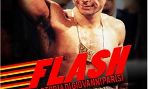 "VOGHERA 22/11/2020: Sport. ""Flash: la storia di Giovanni Parisi"" in un documentario di Marco Rosson"