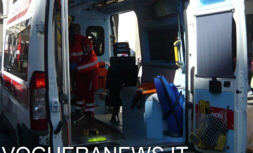 PIETRA DE' GIORGI 24/12/2020: Mamma partorisce in ambulanza. La bimba è nata sana e vitale