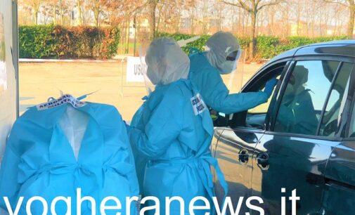 """VOGHERA STRADELLA VARZI 30/12/2020: Coronavirus. Da domani sospesi i tamponi al """"Drive in"""" di piazzale Fermi. Ecco dove farli"""