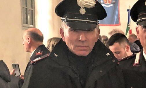 VOGHERA 05/01/2021: Carabinieri. In pensione il veterano del Nucleo Radiomobile Vincenzo Mirto