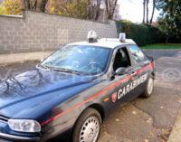 CASORATE 29/01/2021: In giro di notte con l'auto sportiva durante il coprifuoco. Denunciati dai carabinieri