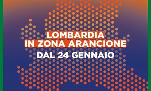"""PAVIA VOGHERA – Da oggi, domenica 24 gennaio 2021, la Lombardia torna in zona """"arancione"""". Ecco le regole"""