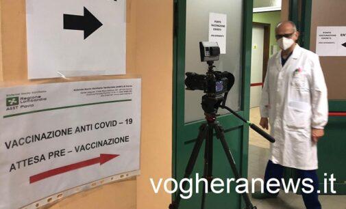 """VOGHERA 07/01/2021: Coronavirus. Ecco la situazione dei ricoverati in Ospedale. Il direttore del Dipartimento: """"I numeri non scendono. Per questo occorre vaccinarsi"""""""