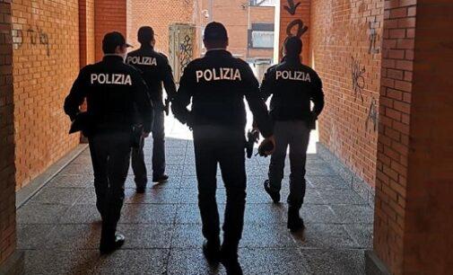 PAVIA 10/03/2021: Pestaggio selvaggio in strada. La polizia interviene e arresta un 35enne con precedenti. Era armato di sbarra di ferro