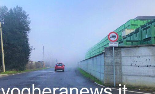 VOGHERA 19/01/2021: Viabilità al vaglio della Giunta. Strada Frassolo chiusa ai camion. Su strada Valle si punta a ridurre la velocità. Proteste per i Tir in centro a Medassino