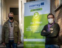 MONTESEGALE 18/02/2021: MaCVillage. La prima tappa in Oltrepò Pavese verso la conclusione. Decine le imprese che hanno contribuito al progetto