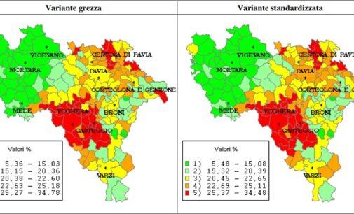 VOGHERA PAVIA 04/02/2021: Sanità. Ats Pavia vara l'atlante geografico sanitario della provincia. Le patologie che si presentano con maggiore prevalenza sono lecardiovasculopatie
