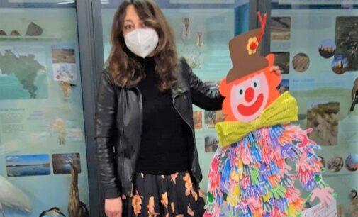 VOGHERA 06/02/2021: Il Carnevale al tempo del Covid. Niente festa in piazza ma il Comune organizza iniziative per i bambini e con il Museo di Scienze