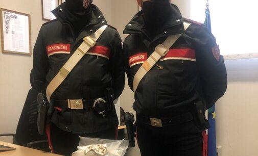 VOGHERA 07/03/2021: Acquista su internet 300 grammi di hashish pagando in Bitcoin. I Carabinieri denunciano due 35enni