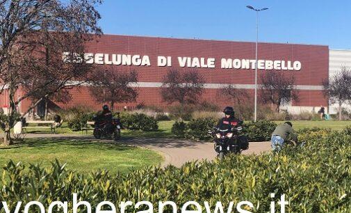 VOGHERA 15/03/2021: Carabinieri motociclisti. Subito i controlli nei parchi e nei giardini