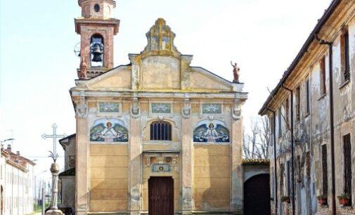 VOGHERA 24/03/2021: La chiesa di San Fermo a Campoferro necessita di restauri. Lanciata una raccolta fondi