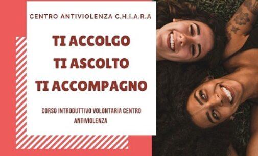 VOGHERA 03/03/2021: L'associazione C.H.I.A.R.A. cerca nuove volontarie. Il 20 c'è una lezione introduttiva all'associazione