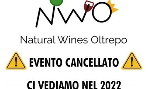 FORTUNAGO 12/03/2021: Annullata l'edizione 2021 di Natural Wines Oltrepo