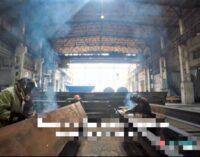"""VOGHERA 09/03/2021: """"Made in Voghera"""" il Treno Sanitario in dotazione ora alla Sanità italiana inaugurato ieri a Roma. E' stato realizzato all'Ogr di via Lomellina"""