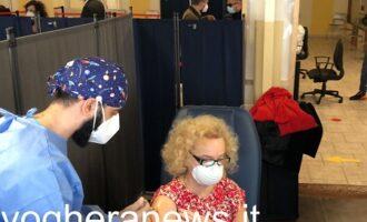 PAVIA VOGHERA OLTREPO 13/05/2021: Vaccinazioni. Riprendono le inoculazioni per insegnanti e personale scolastico