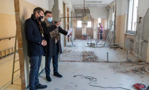VARZI 13/03/2021: Sanità. L'ospedale si rifà il look e potenzia i servizi. Partiti lavori per 1.340.000 euro