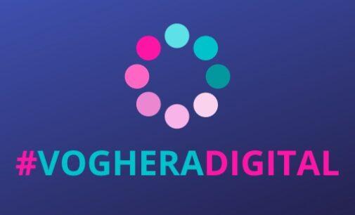 """VOGHERA 08/05/2021: """"Voghera digital"""". Oggi dalle 10 alle 18 la seconda delle tre giornate dedicate alla digitalizzazione della PA, nuovi servizi al cittadino, sviluppo delle aziende e nuovi orizzonti sul web. Il programma"""