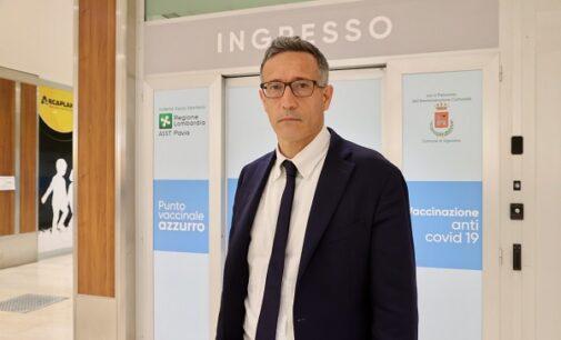 PAVIA & PROVINCIA 10/06/2021: Da Commissario a DG. La Regione conferma Paternoster a capo dell'Asst fino al 2024