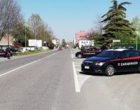 VOGHERA 11/05/2021: Controlli dei Carabinieri. Denunciato automobilista alticcio