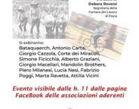 """VOGHERA 30/04/2021: Per il Primo Maggio un """"concertone""""… ma rigorosamente on-line"""