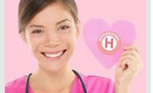 VOGHERA STRADELLA 19/04/2021: Patologie femminili. Video e 'Porte aperte' negli ospedali dal bollino rosa per la Giornata Nazionale della Salute della Donna