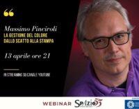 """VOGHERA 12/04/2021: Fotografia. Al via domani i """"webinar"""" di Spazio53. Si parte con il seminario di Massimo Pinciroli"""