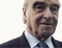 VAL DI NIZZA 12/05/2021: Si è spento all'età di 96 anni il senatore Luigi Panigazzi