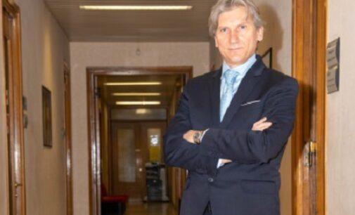 VOGHERA 25/05/2021: L'ingegner Cuzzoli nuovo direttore generale dell'Asm