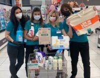 VOGHERA 26/05/2021: Il negozio del Parco Baratta si unisce alla solidarietà per Vos