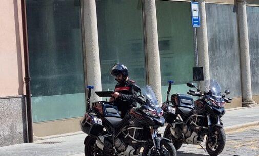 VOGHERA 26/05/2021: Controlli del fine settimana. Denunce e sanzioni dei Carabinieri agli automobilisti
