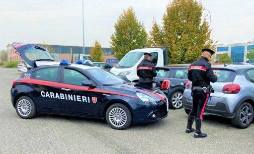 BRONI 14/05/2021: Possiede 241 veicoli (usati per compiere crimini). I carabinieri denunciano un 36enne